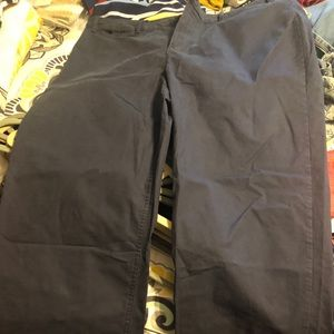 Old Navy Ankle pants in navy size 18 tall